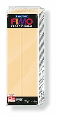 NEW-  STAEDTLER FIMO PROFESSIONAL MODELLING CLAY, 350 g CHAMPAGNE