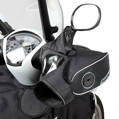 TUCANO Hand grip covers for handlebars with mirrors R334