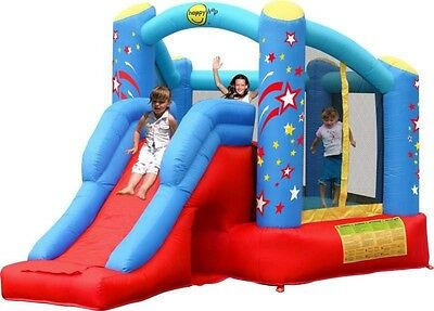 Ultimate Combo Bouncy Castle and Slide - Rideontoys4u