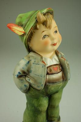 M.I. Hummel Goebel #429 Hello World TMK6 Figurine