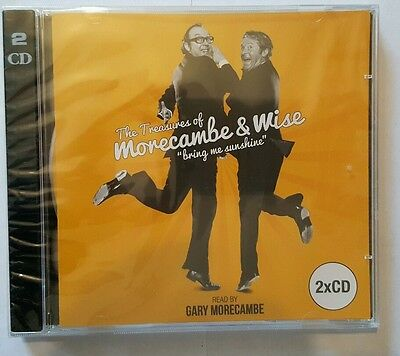 Morecambe and Wise: Bring Me Sunshine (CD-Audio, 2014) BRAND NEW AND SEALED