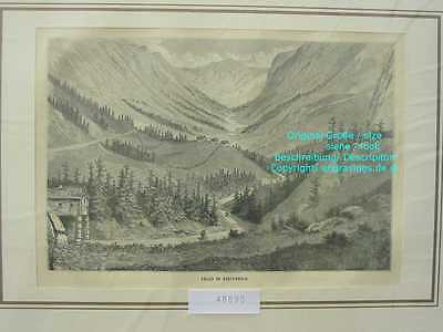48890-Norwegen-Norway-Norge-Vestfiordla Valley-Holzstich-Wood engraving-1870