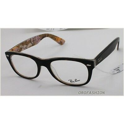 Sehbrille Ray Ban RX5184 - Farbe 5409 Groesse 50-18