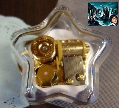 SANKYO STAR MUSIC BOX ♫ Harry Potter Hedwigs Theme ♫