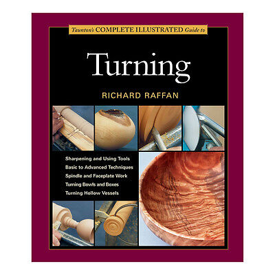 Taunton's Complete Illustrated Guide to Turning, Book