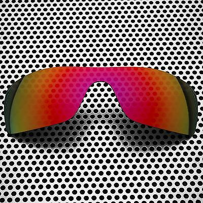New Volt Polarized Ruby Replacement Lenses for Oakley Batwolf