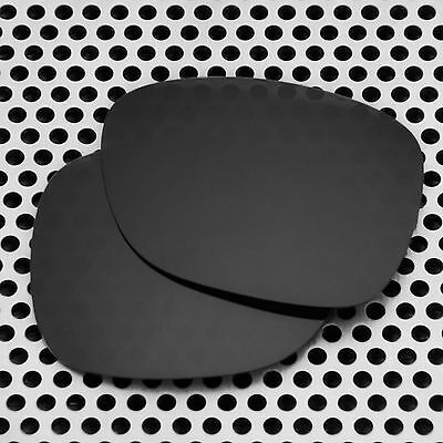 New Volt Polarized Black Replacement Lenses for Ray-Ban Justin 54mm RB4165