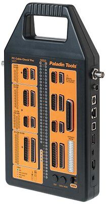Paladin 1577 PC Cable-Check Pro PC/LAN/Phone Patch Cable Tester