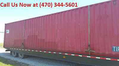 40ft Shipping Container Storage Container in Denver Colorado