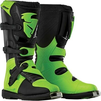Thor MX Blitz S5 CE Boot - Performance and Quality Motocross Apparel