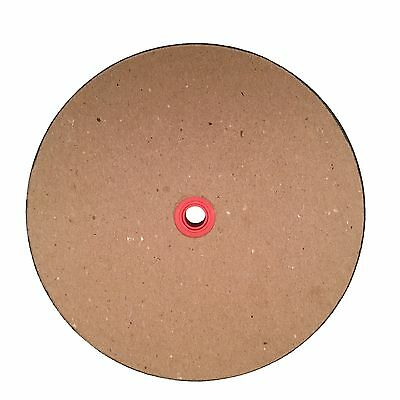 """Paper Sharpening Wheels - 8"""" Gritted Replacement Wheel for 6"""" Grinder - 120 Grit"""