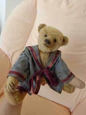 Antiker Teddy Bär um 1910 antique mohair antique teddy bear
