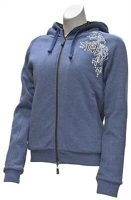 IQ Teddy Jacket Weste Hood Navy