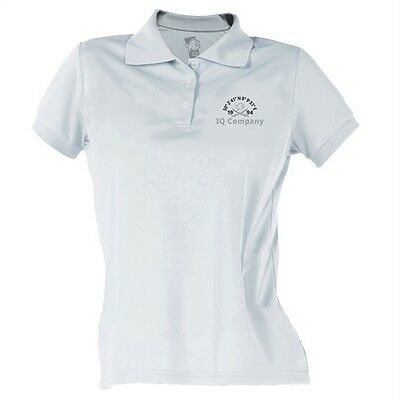 iQ UV 25 Travel Polo 94 white Women