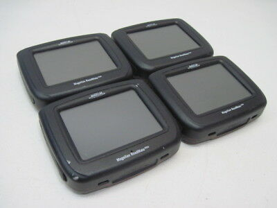"""Lot of 4 Magellan Roadmate 2000 GPS 3.5"""" LCD Touch Screen Untested No SD"""