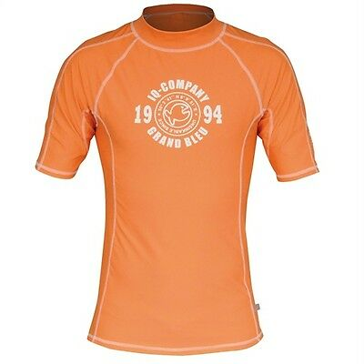 iQ UV 300 Shirt IQ 1994 orange Men