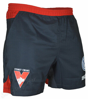 Sydney Swans 2017 AFL Training Shorts Adults and Kids Sizes BNWT