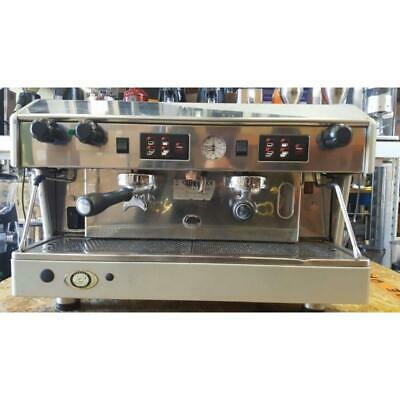 Cheap 2 Group Wega atlas Commercial Coffee Machine