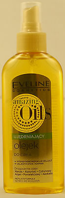 EVELINE COSMETICS ! SALE ! FIRMING OIL AMAZING BODY OILS 150ml