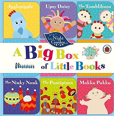 In the Night Garden: A Big Box of Little Books