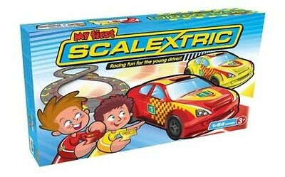 Scalextric G1119 My First Scalextric Micro Set 1:64 Scale