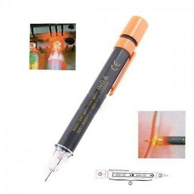 Non-Contact Voltage Detector Electrical Circuit Wire Tester Pen AC90~600V AF T1