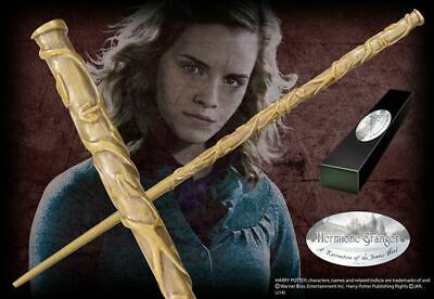 Harry Potter :  HERMIONE GRANGER Character Wand from The Noble Collection NOB841