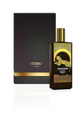 Memo Paris -  AFRICAN LEATHER EAU DE PARFUM 75ML