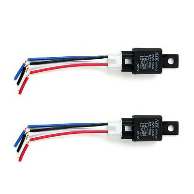 Automotive Relays Normally Open Relay Switch Changeover Relay 40A 12V 360W T1