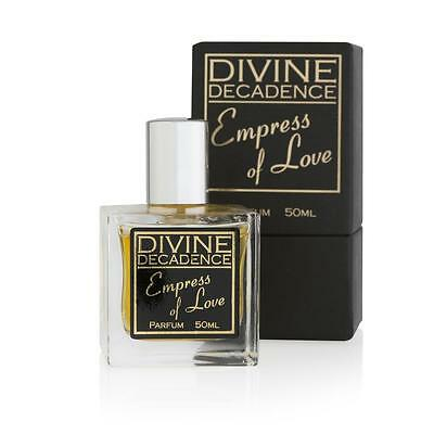 Divine Decadence Empress of Love Parfum Fragrance For Her 50ml