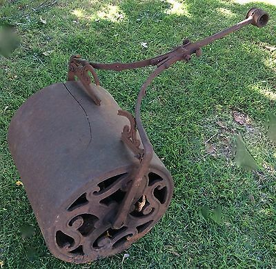 Antique Garden Compactor