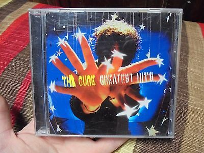 THE CURE_Greatest Hits_best of_used CD_ships from AUS_zz4_Y16