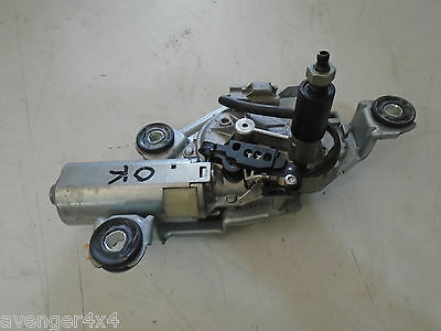 Range Rover L322 Diesel Or Petrol Vogue Rear Wiper Motor Lr010920 2010-2012