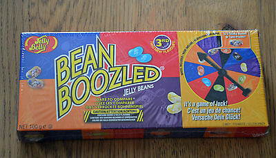 Jelly Bean Boozled Party Game Wheel Of Fortune Bertie Botts 3. Edition