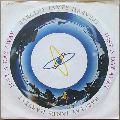 Barclay James Harvest - Just A Day Away - DE 1983 - VG++ to NM