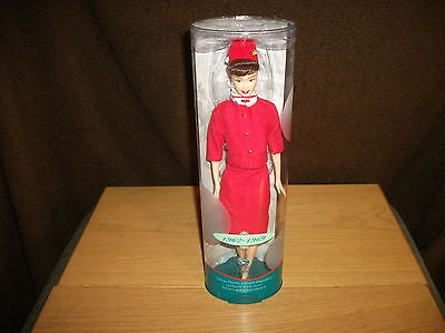 Cathay Pacific Stewardess Doll - Uniform Collection 1962 - 1969 in OVP
