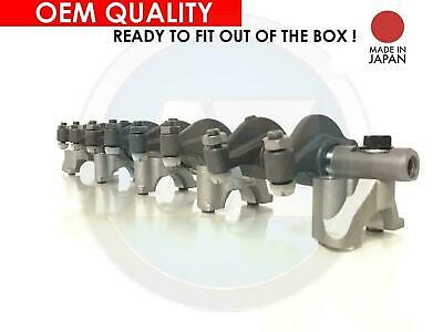 For Mitsubishi 2.5D 2.5Td 4D56 New Inlet Exhaust Rocker Arm Arms Shaft Springs