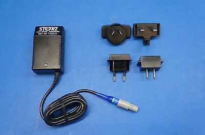 Karl Storz 40150031 Cmac Monitor Power Supply And Battery Charger, 100-240 Vac