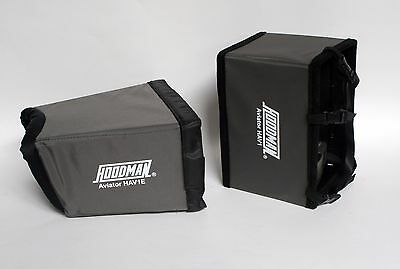 Hoodman HAV1 Drone Aviator hood kit for the iPad Mini (includes HAV1 & HAV1E)