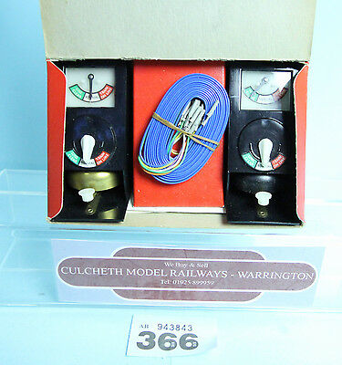 Triang 'oo' Rt268 'bell Signal Set' Mint & Boxed **very Rare** #366