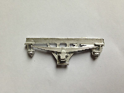 O Gauge Midland 6 Wheel -Coach Axle Guard  7Ft. Spring Ends