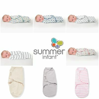 14-18lb 4-6 Months Large Baby Swaddle Me Swaddling Wrap Blanket Sleeping Bag