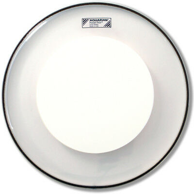 "Aquarian Drumheads 14"" Power Thin Dot PWT14PD Snare Batter 