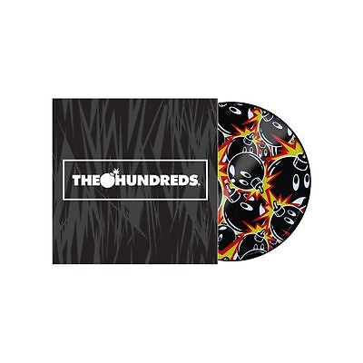 Rane Serato Scratch Live Timecode Vinyl The Hundreds Picture Disk | NEU