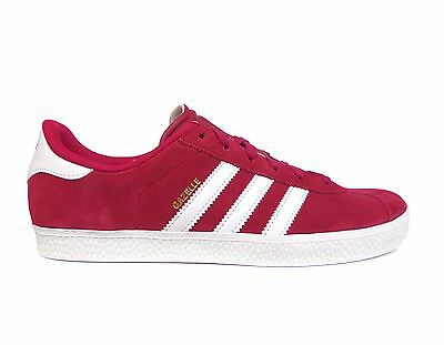ADIDAS GAZELLE J Big Kids Shoes Ice-Pink Gold White by9544 -  69.95 ... 53dce8aab