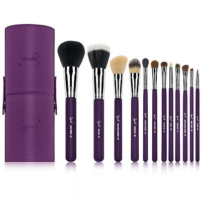 Sigma brush Essential Kit - Make Me Crazy (12pcs) - NEW - Free UK Delivery