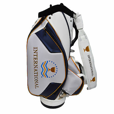 2013 President's Cup Limited Edition International Team Staff Bag White/Navy