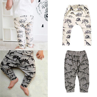 1PC Cute Toddler Baby Boy Girl Animal Bottoms Harem PP Pants Legging Trousers