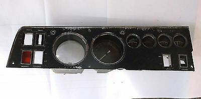 68 69 70 Dodge Plymouth Rallye Dash Cluster Roadrunner Charger Super Bee gTx