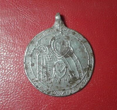 Ancient Religious Medallion.